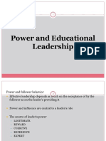 06-Power and Educational   Leadership (1).ppt