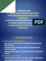 Present. Kapal Kayu