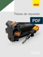 Spare Parts 2015 SPA