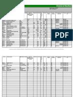 Copy of Chemical Manifest and Hazardous Chemical Substance List Kathu