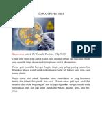 Cawan Petri Dish