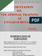 400kv Substation Training report