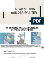 linear motion builder:painter presentation.pptx