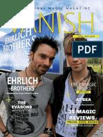 Vanish Magic Magazine the Ehrlich Brothers