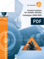 ifm Catalogue Control Systems GB 09