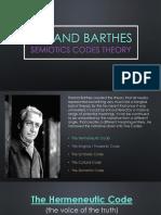 roland barthes semiotics theory