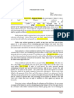 LEGAL Promissory Note