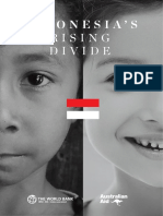 Indonesia s Rising Divide English