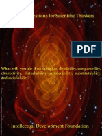 Scientific Questions for Scientific Thinkers (issue 3)