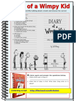 Diary of a Wimpy Kid Tests 70673