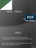 DIAC TRIAC
