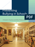 Chris Lee-Preventing Bullying in Schools_ a Guide for Teachers and Other Professionals (2004)