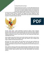 Sejarah Pembentukan Pancasila Sebagai Ideologi Dan Dasar Negara