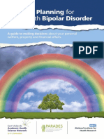 Advance Planning for People With Bipolar Disorder
