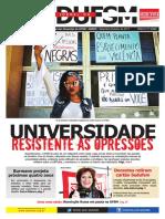 Jornal SEDUFSM Setembro/Outubro de 2017