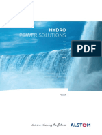 Alstom Hydro Power Solutions