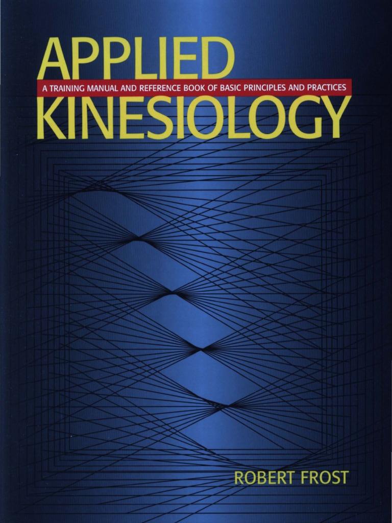 Applied kinesiologypdf chiropractic biomechanics fandeluxe Gallery
