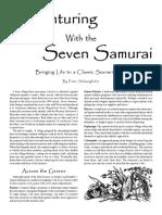 Adventuring With the Seven Samurai
