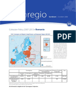 Politica de Coeziune in RO