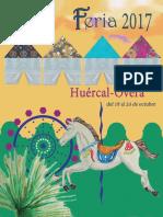Libro Feria Huércal-Overa 2017