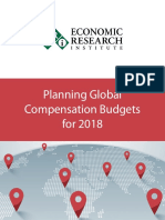 Planning Global Compensation Budgets for 2018
