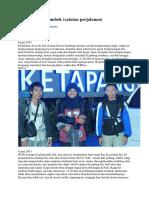 Backpacker Ke Lombok