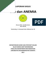 Lapkas CKD Anemia