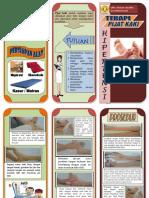 Leaflet Terapi Pijat Kaki
