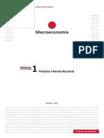 Macroeconomia Mod 1