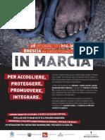 IN MARCIA PER L'ACCOGLIENZA 2017