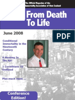 From Death to Life Issue 38