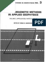 Magnetotelluric Method Vozoff