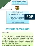 5 Uni Contrato Comodato