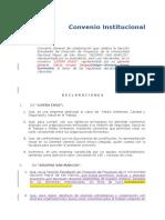 Convenio-Institucional- San Marcos y Lidera EHSQ
