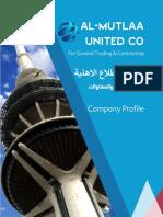 Mutlaa United Company Profile