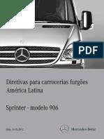 Sprinter Manual