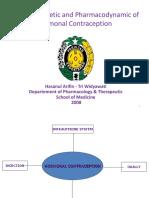 K- 65 Farmakodinamik Dan Farmakokinetik Kontrasepsi t