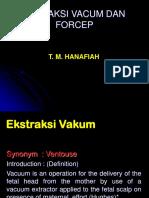 K-47 Ektraksi Vacum Dan Forcep