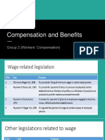 Compensation and Benefits Group 2