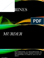 Dean Festin (Criminal Law)