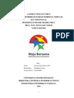 Lap Keg Sm3t Tengah Tahun Irsyam f a Sm3t Belu