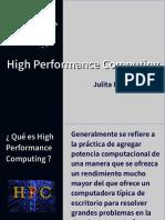 HPC JulitaInca