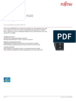 Ds Esprimo p400