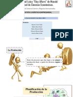 Capitulo 18 - Planificacion de La Producción