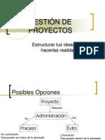 Gestion de Proyectos v2