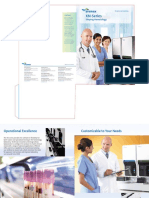 Brosur Hematology Analyzer XN B3BF