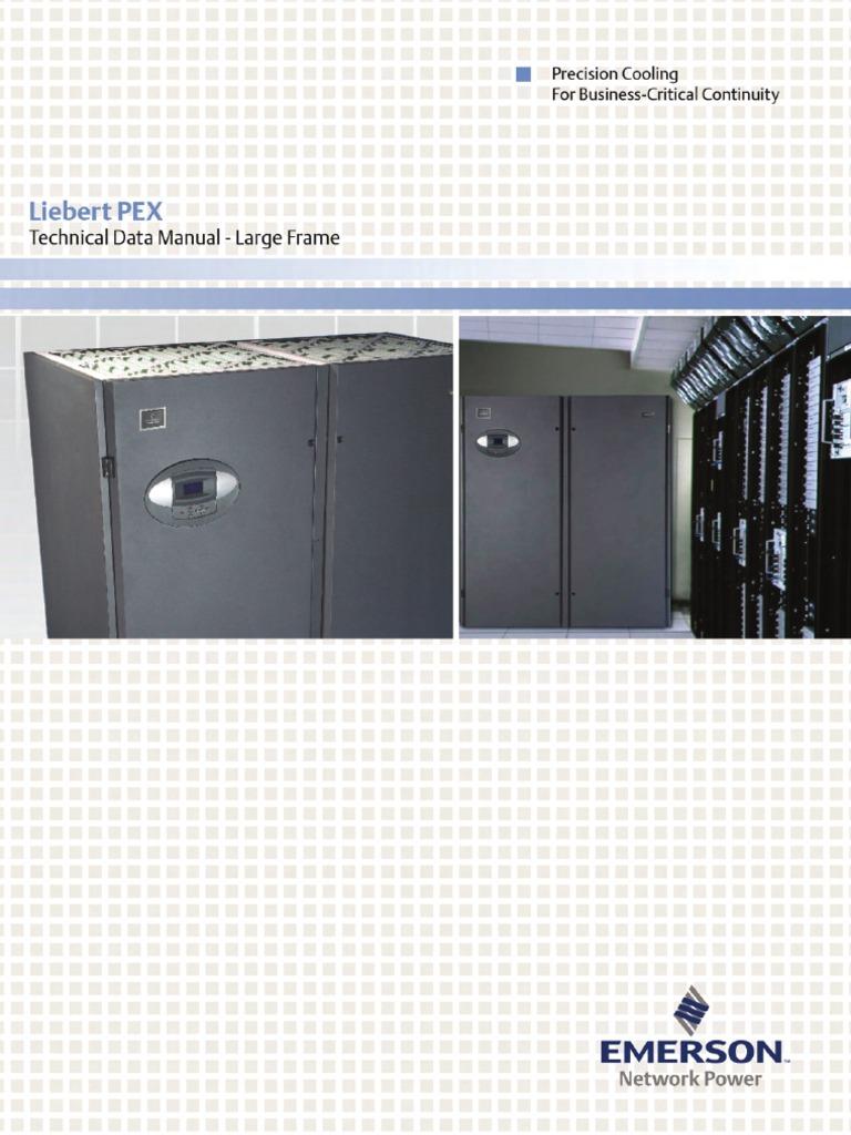 Beautiful Liebert Crac Unit Manual