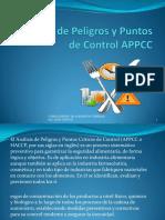 Análisis de Peligros y Puntos de Control APPCC (1)