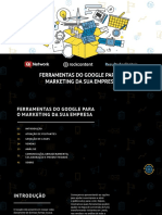 Ferramentas Do Google Para o Marketing