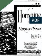 O'Neill N - Hornpipe